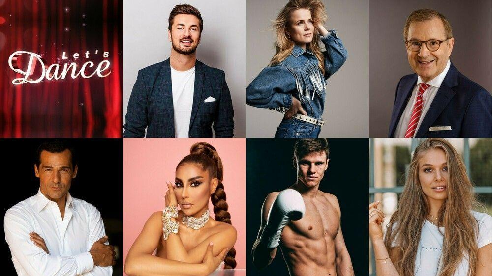 """""""Let's Dance"""": Diese 14 Stars schwingen 2021 das Tanzbein"""