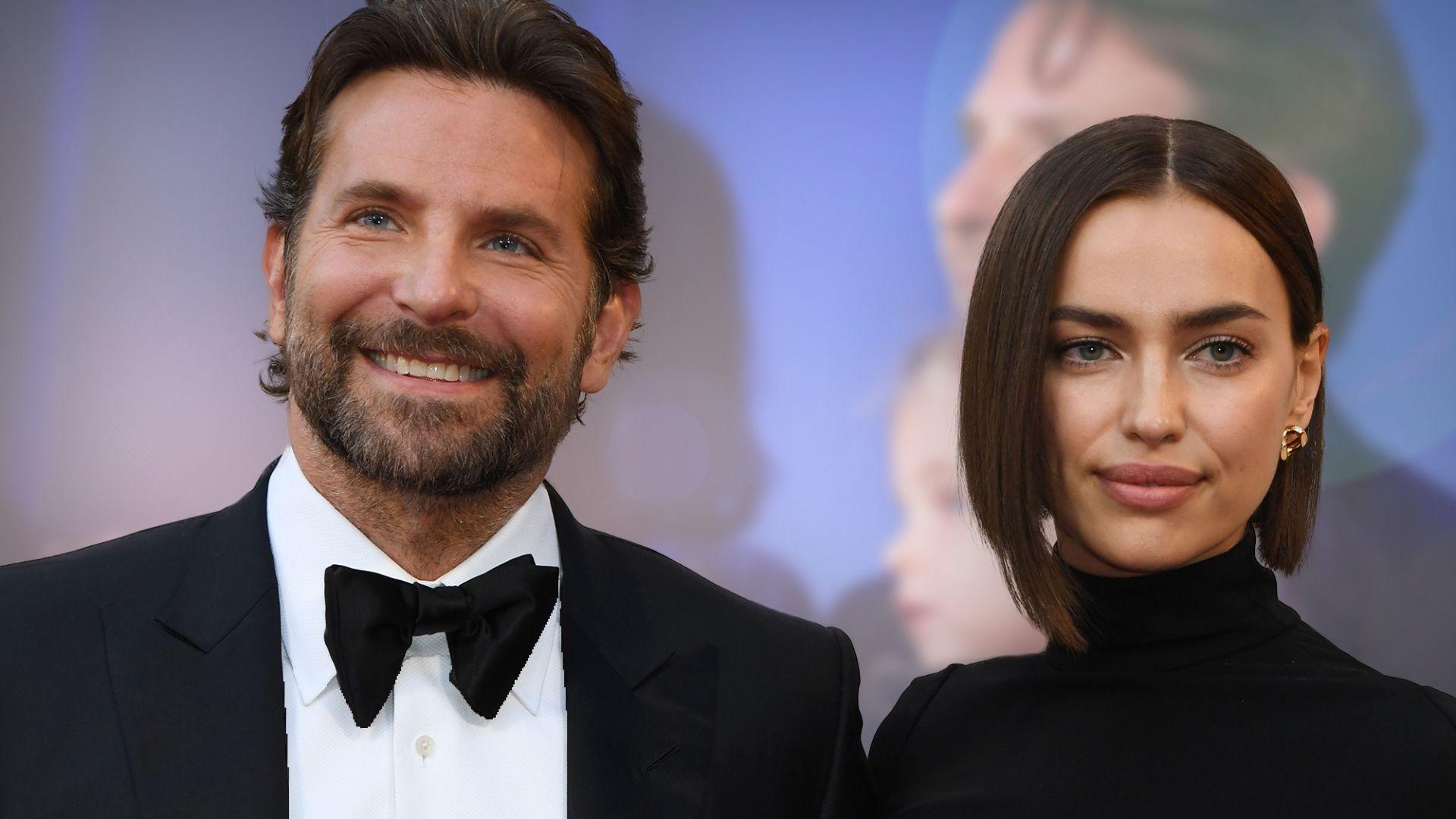 Bradley Cooper & Irina Shayk - Erster großer Auftritt