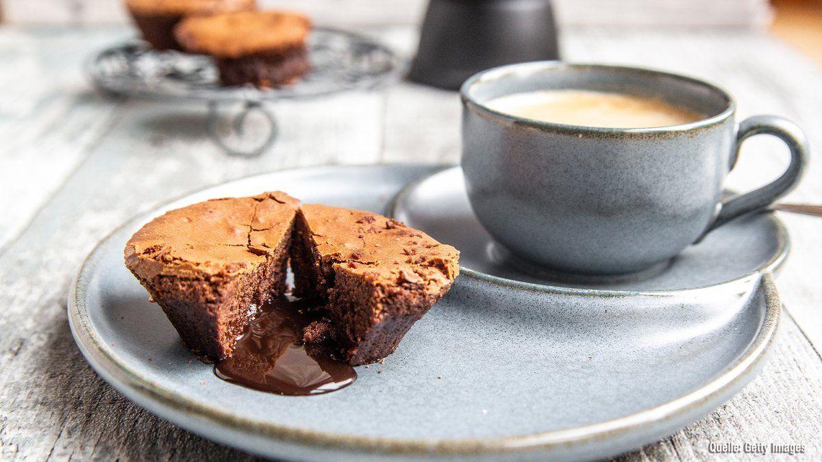 Rezept für die Mikrowelle: Leckerer Nuss-Nougat-Tassenkuchen