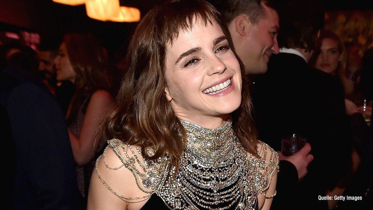 Emma Watson: Total glücklich als Single?