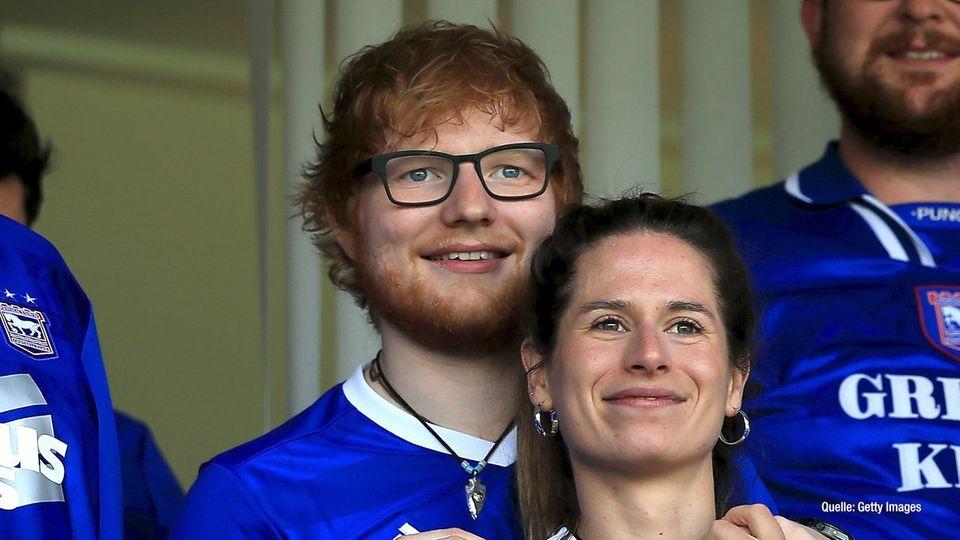 Ed Sheeran zeigt Frau Cherry in neuem Musikvideo