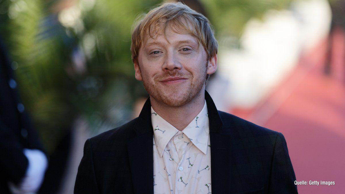 """Harry Potter""-Star Rupert Grint ist Vater geworden"