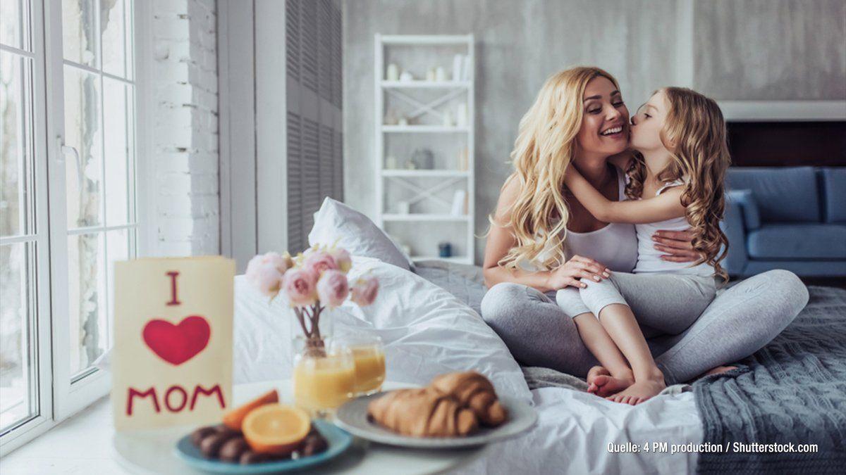 Heute ist Muttertag! 5 echt coole Promi-Mütter
