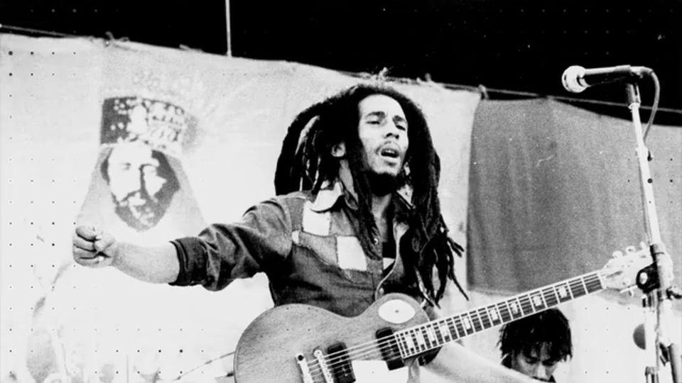 Die tragische Lebensgeschichte von Bob Marley