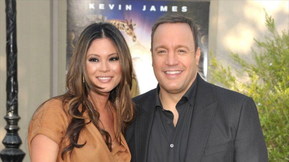 Kevin James: Das ist seine wunderschöne Frau Steffiana De La Cruz