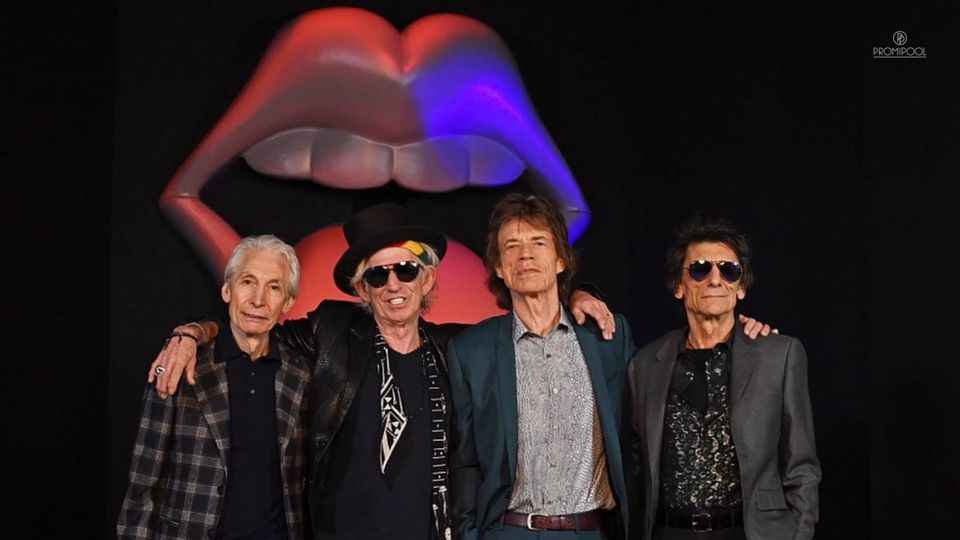 SO sahen Mitglieder der bekanntesten Rockbands aller Zeiten früher aus