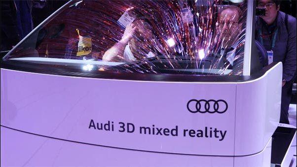 Audi auf der Consumer Electronics Show 2020