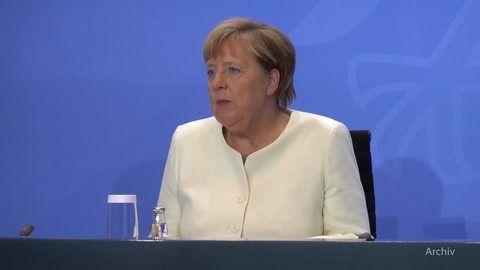 Merkel: Deutschland stehen schwere Monate bevor