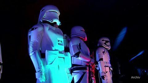 Lichtschwerter und Droiden: Internationaler «Star Wars»-Tag
