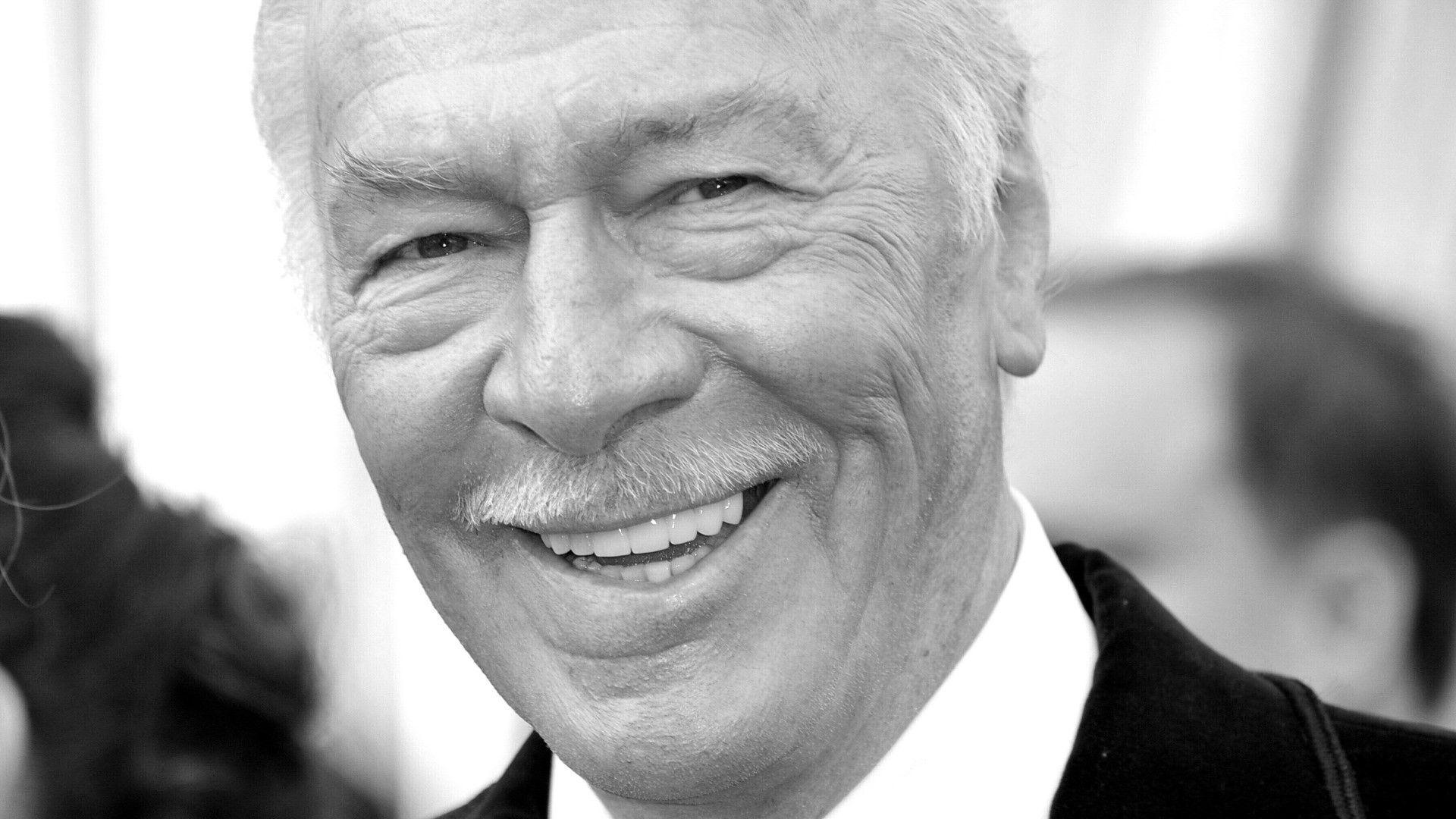 Oscar-Preisträger Christopher Plummer ist tot