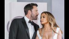 Ben Affleck protected girlfriend Jennifer Lopez from fan