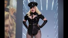 Madonna stuns MTV Video Music Awards with surprise performance