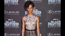 Angela Bassett reveals how Black Panther 2 co-star Letitia Wright is doing after fall