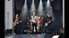 Rolling Stones make 'poignant' return to stage without late Charlie Watts
