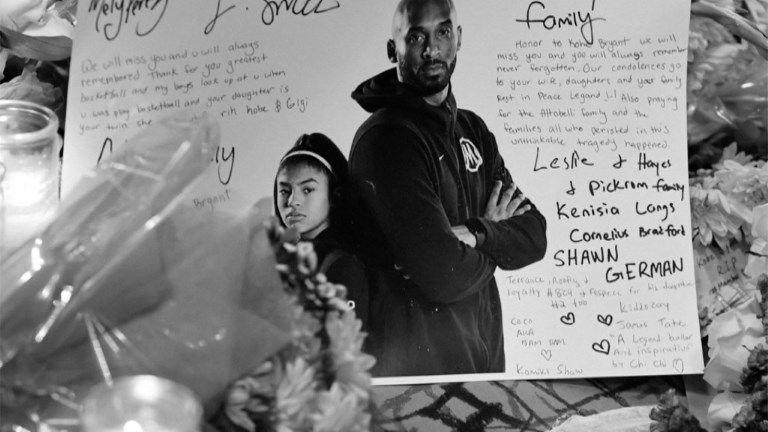Nach Hubschrauber-Unfall: Kobe Bryant offiziell identifiziert