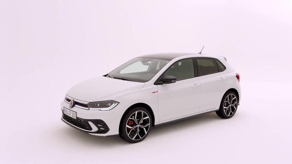 Der neue Volkswagen Polo GTI - Sportlichkeit gepaart mit Effizienz ...
