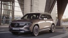 The new Mercedes-Benz EQB Charging demo