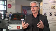 IAA Mobility 2021 in Munich - Interview Paul Leibold, ACM