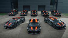 First Bugatti Chiron Super Sport 300+ Ready for Launch