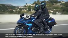 Suzuki GSX-S1000GT M2 features and benefits - GT Riding Pleasure Personified