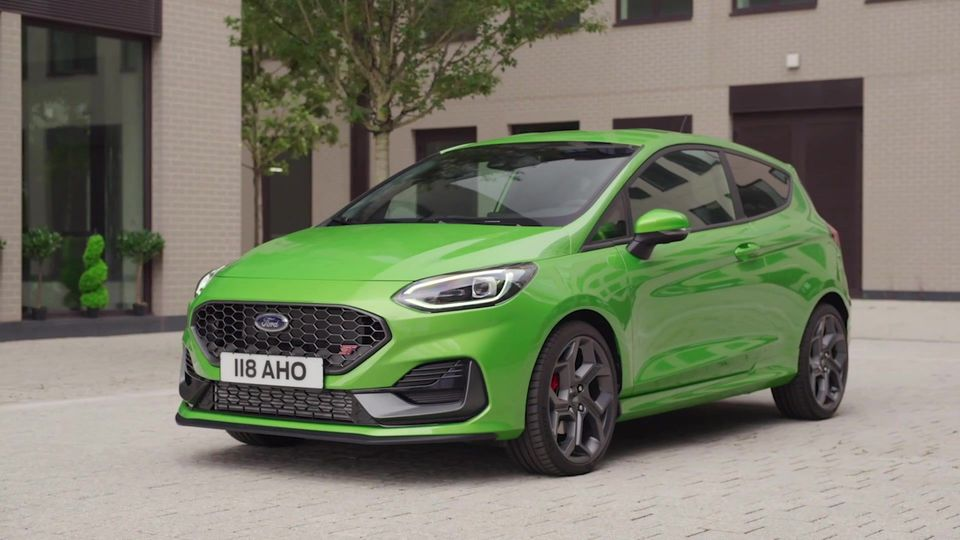 Neuer Ford Fiesta - Selbstbewusster Kleinwagen bereit für die Zukunft