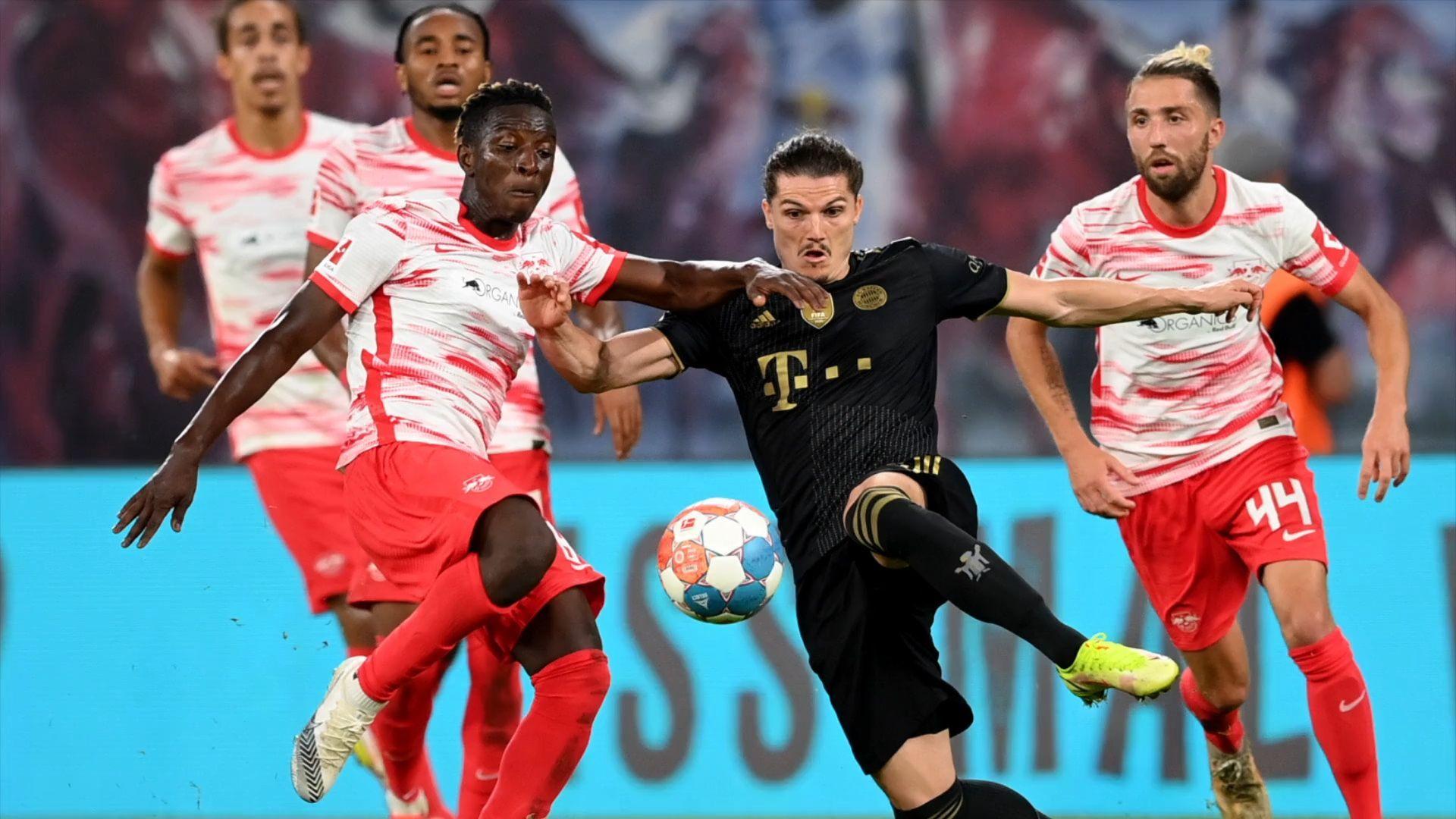 FC Bayern: Nagelsmann benennt Leverkusen als Rivalen um die deutsche Meisterschaft