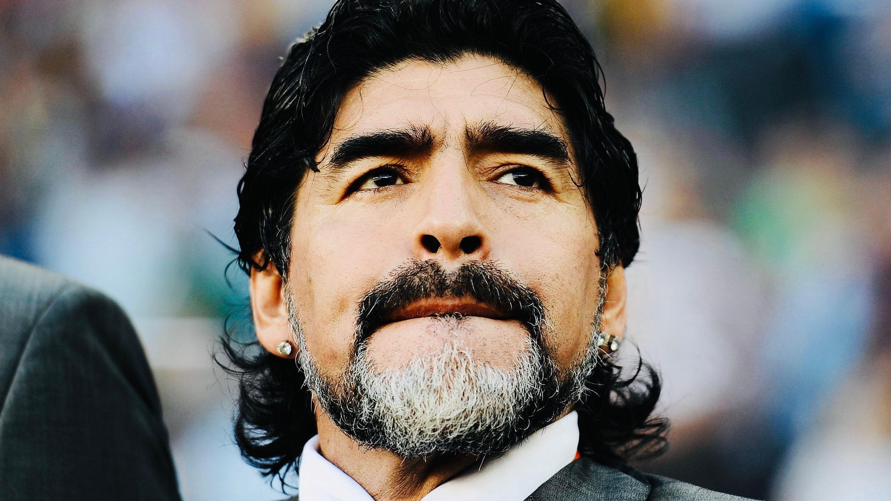 Im Alter von 60 Jahren: Fußballlegende Diego Maradona ist tot