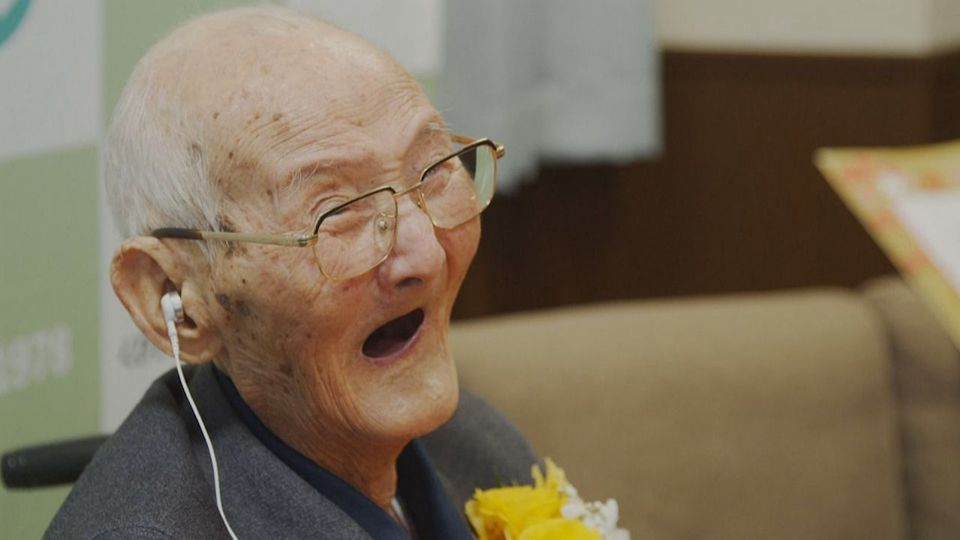 Rekord mit 112 Jahren: Das ist der älteste Mann der Welt