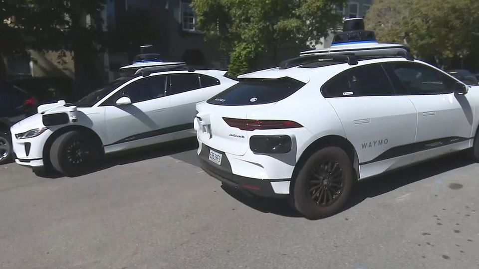 Selbstständig verfahren? Autonome Autos sorgen für Chaos in San Francisco