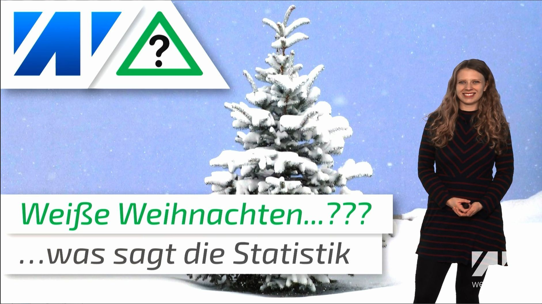 Weiße Weihnachten 2019: Überraschendes Ergebnis!