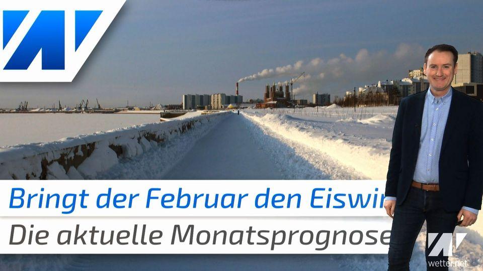 Kommt im Februar der Eiswinter?