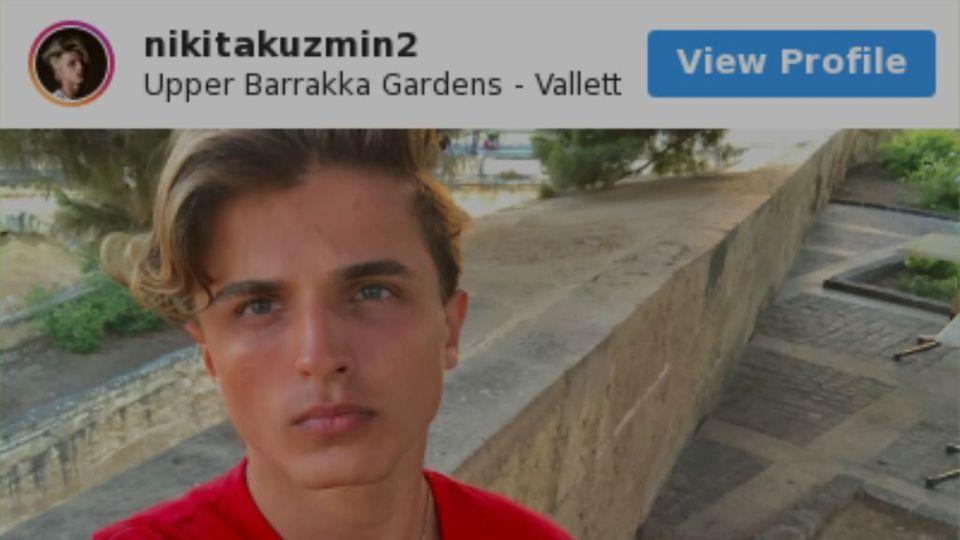 Nikita Kuzmin privat: So kam der junge Profitänzer zu
