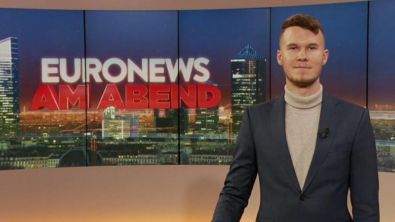 Euronews am Abend | Die Nachrichten vom 06.01.2020
