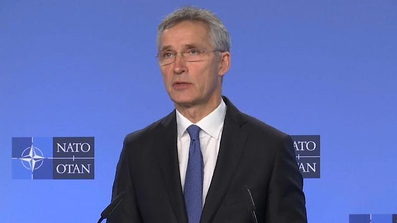 Jens Stoltenberg, NATO-Generalsekretär