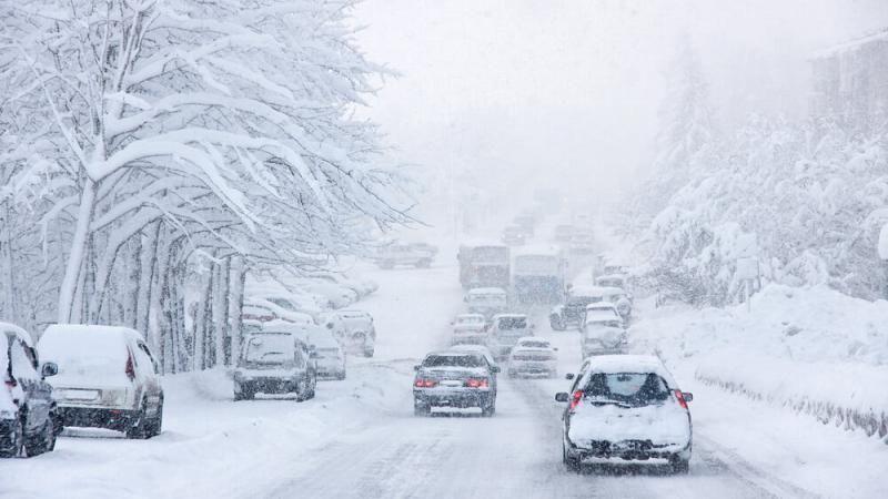 Schneesturm in Deutschland und Niederlanden – jetzt kommen Kälte und Glätte