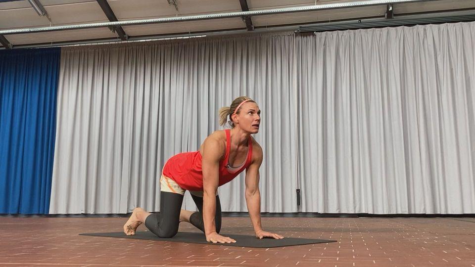 DK Fitness Workout | Folge 1 - jetzt für alle zum fit bleiben!