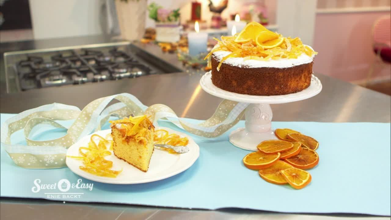 Video-Rezept: Orangen-Zimt-Kuchen