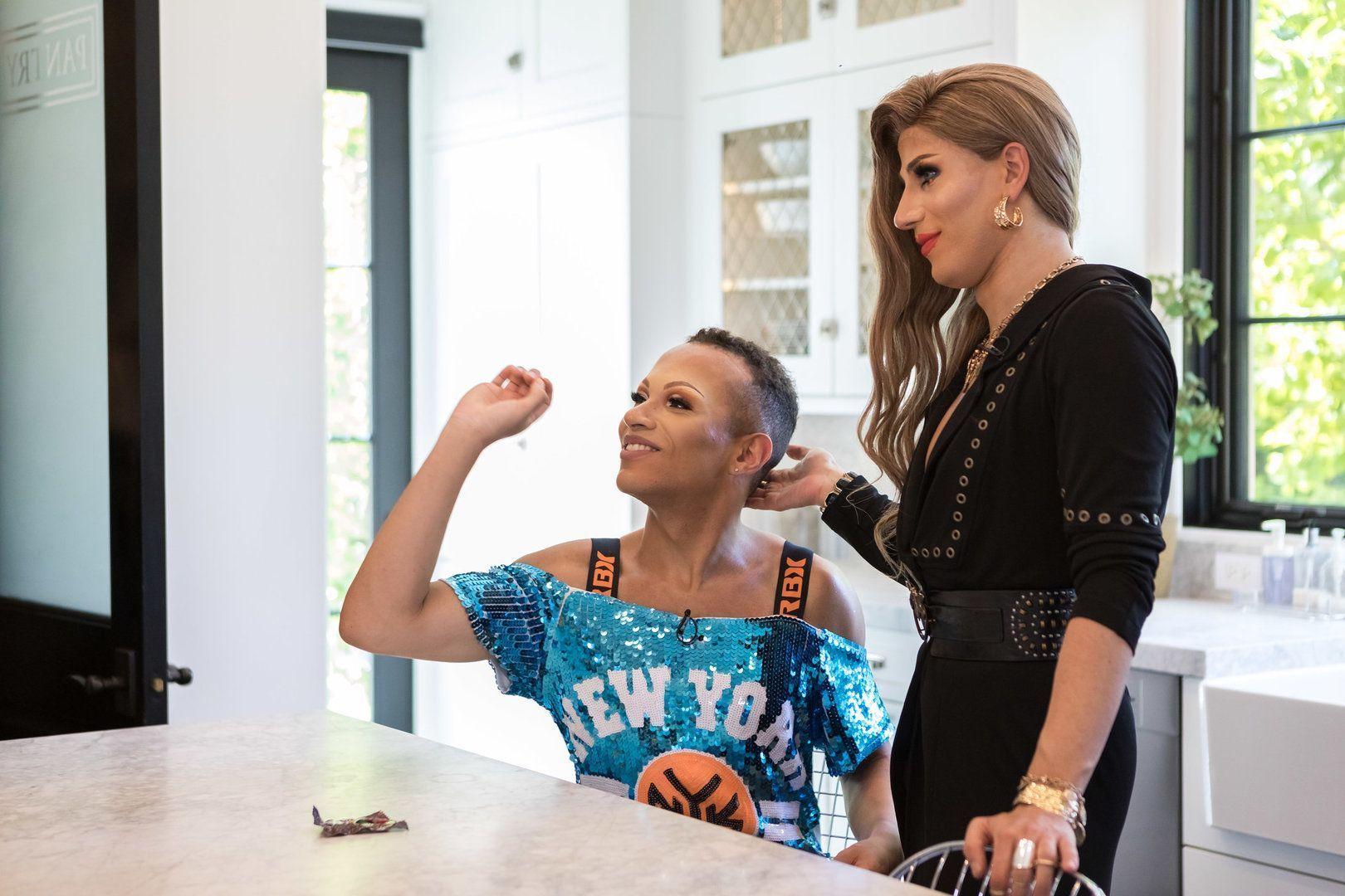 Drama zwischen Katy Bähm und Yoncé Banks - Queen of Drags