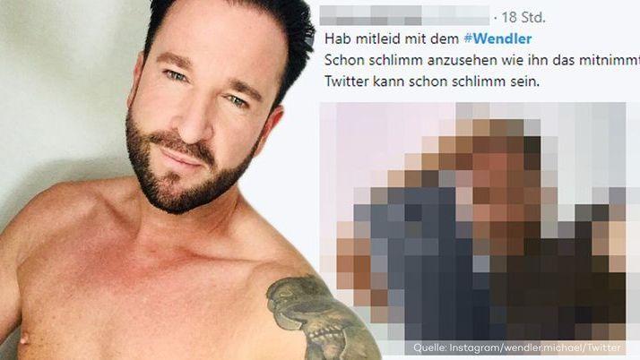 Michael Wendler: Warum sein Penis plötzlich auf Twitter ist