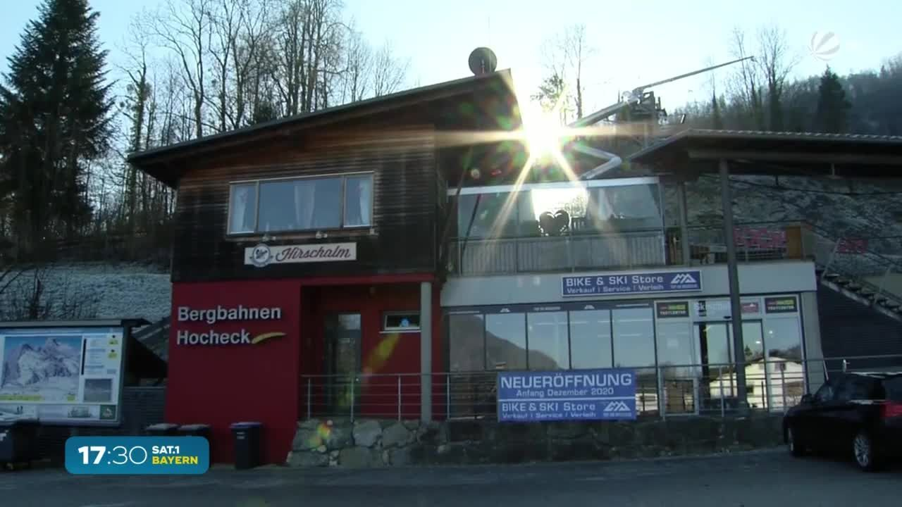 Bayern beschließt Ski-Verbot: Wie hoch ist die Infektionsgefahr wirklich?