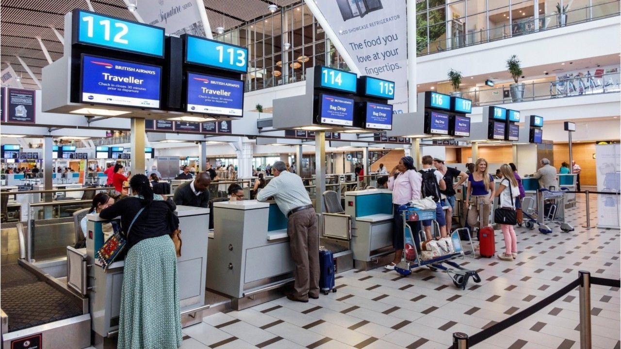 Nun auch für Südafrika: Deutschland weitet Einreisestopp aus
