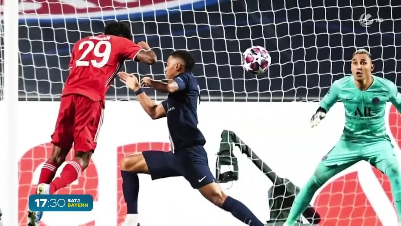 FC Bayern gegen Paris Saint-Germain: Wie sind die Chancen im Viertelfinale?