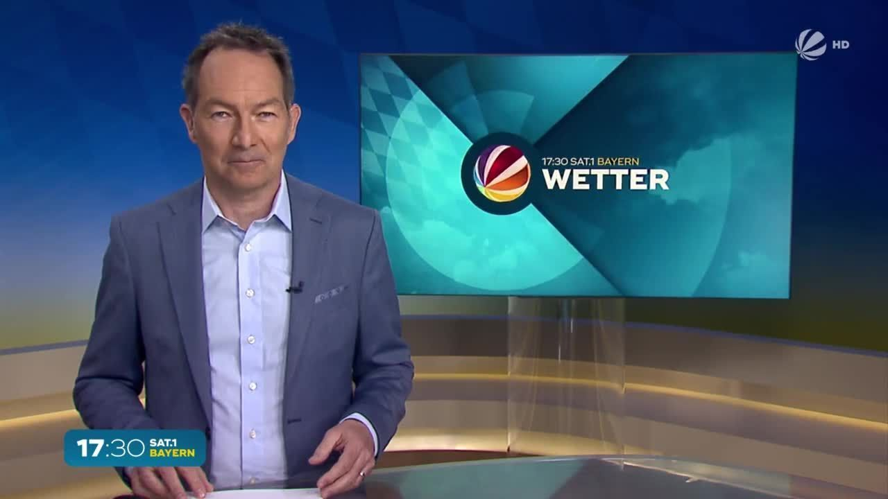 Das Bayern-Wetter: So wird das Wetter ein den nächstenTagen