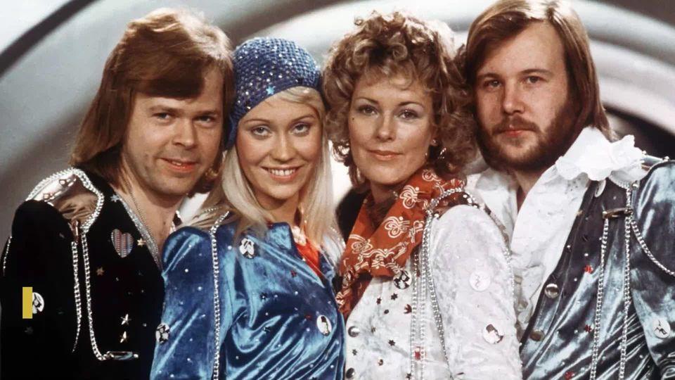 Nach 40 Jahren: ABBA wieder gemeinsam im Musikstudio