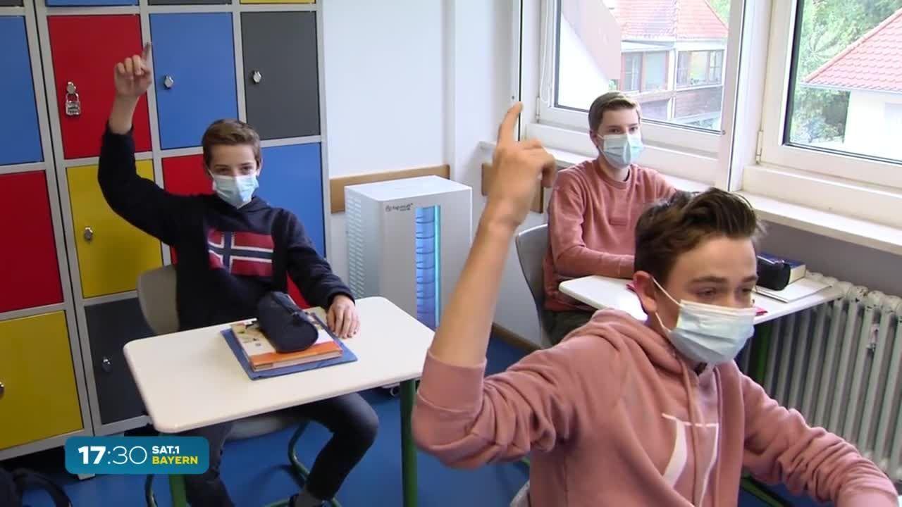 Corona-Lockerungen in Bayern: Fällt Maskenpflicht an Schulen?