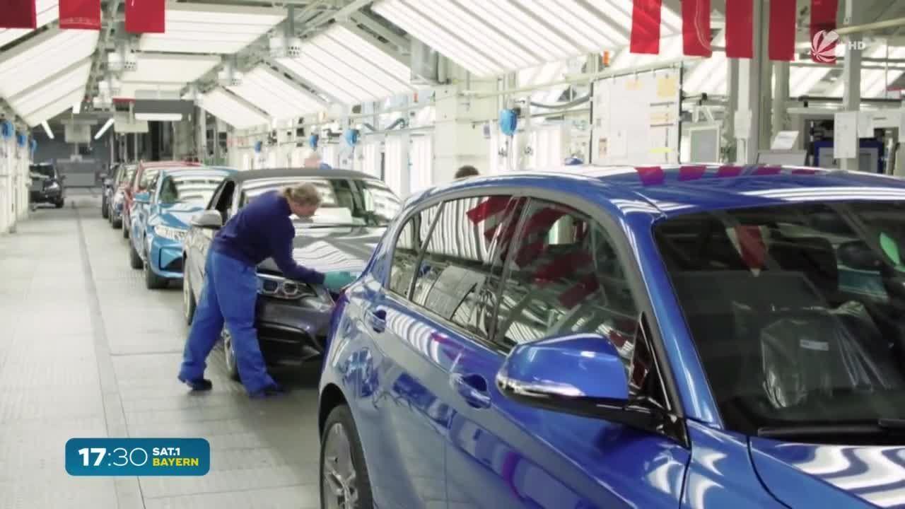 Bayern mit Exportproblemen |Autoexport am stärksten betroffen